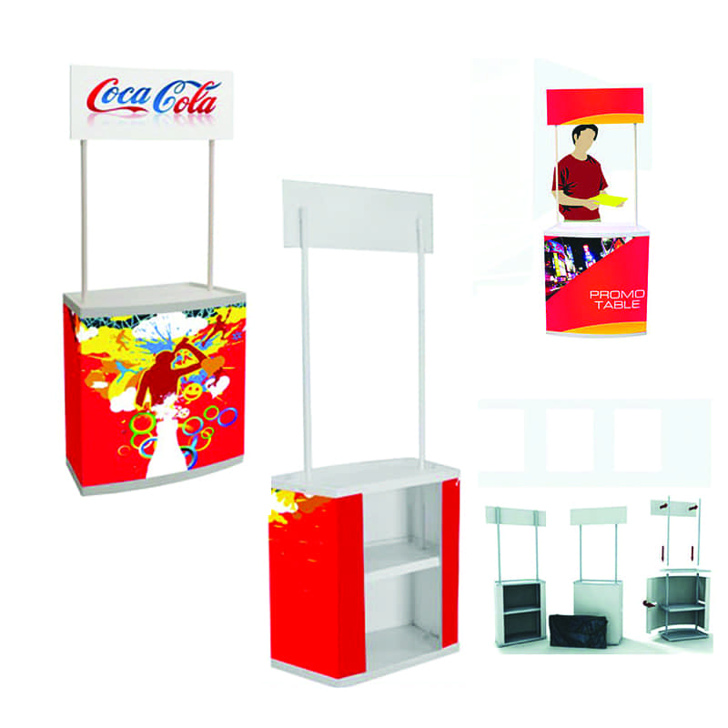 Promo Table Manufacturers